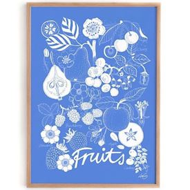 Lisa Grue Plakat - Fruits