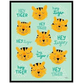 Michelle Carlslund - Hey Tiger