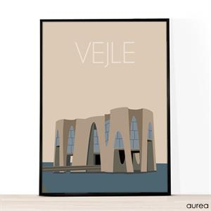 A4 Illustration - Vejle