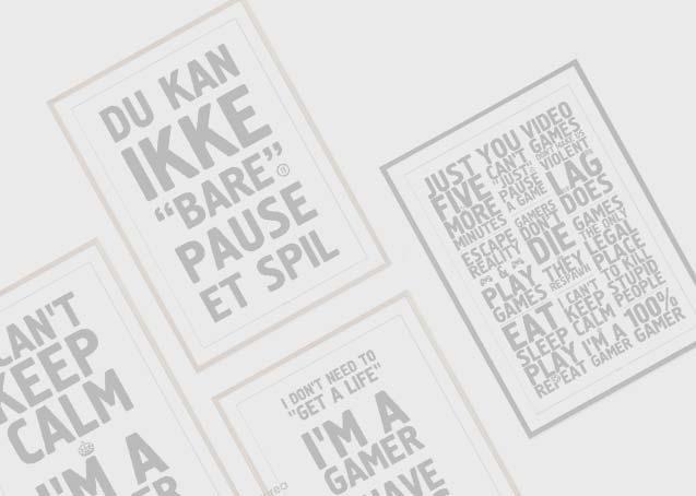 1d6fd8818f2 Plakater & rammer. Køb plakater online hos Aurea.dk
