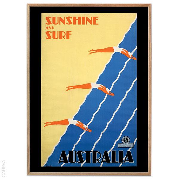 Vintage Plakat