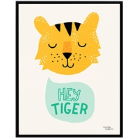 Michelle Carlslund - Hey Tiger A4