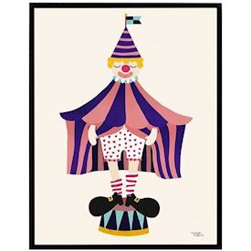 Michelle Carlslund - The Clown