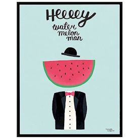 Michelle Carlslund - Water melon man