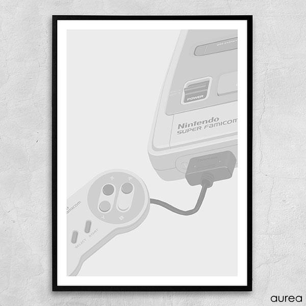 Supernintendo plakat