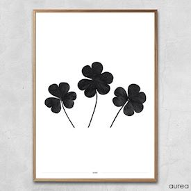 Plakat - Simple Clovers